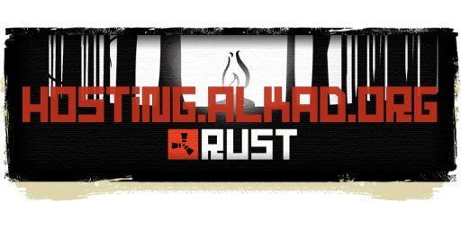 DEAD RUST >Custom map< and more...